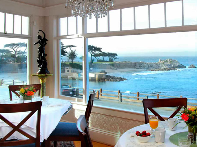 Enjoy 'Breakfast with a View' at California Inns - PS Wish You Were Here