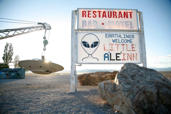 Forget Area 51—Travel the ET Highway - PS Wish You Were Here